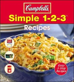 Campbell's Simple 1-2-3 Recipes