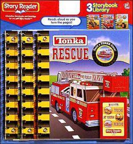 Story Reader: Tonka 3 Pack