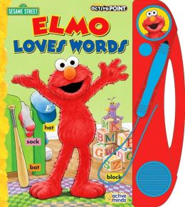 Sesame Street: Emo Loves Words (Active Point)