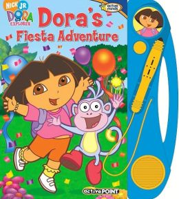 Dora's Fiesta Adventures with Words Active Point