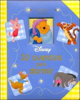 Disney 10 cuentos para dormir