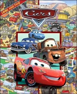Disney/Pixar Cars: Look & Find