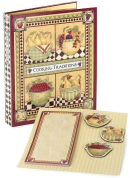 Cooking Traditions: Debbie Mumm's Deluxe Recipe Binder by Debbie ...