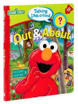 Sesame Street: Out and About (Talking Look and Find)