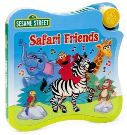 Sesame Street Safari Friends