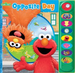 Sesame Street: Opposite Day - 8 Button Play a Sound