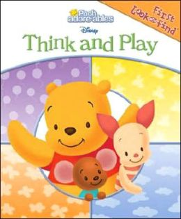 Pooh Adorables Think and Play: My First Look & Find