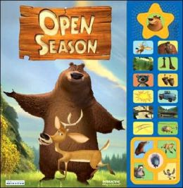 Open Season Interactive Sound Book