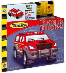Tonka Rescue Trucks!