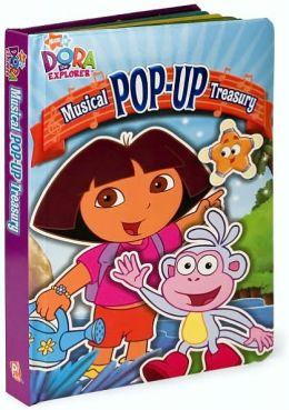 Dora the Explorer: Musical Pop-Up Treasury