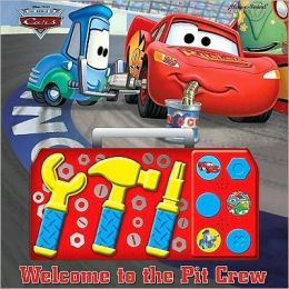 The World of Cars: Welcome to the Pit Crew