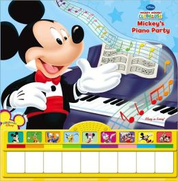 Mickey's Piano Party (Mickey Mouse Clubhouse)