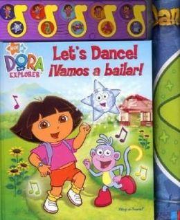 Dora Lets Dance: Dance Mat Sound