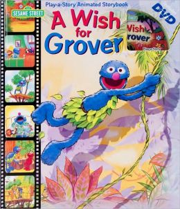 Sesame Street: A Wish for Grover (Play-a-Story Series)