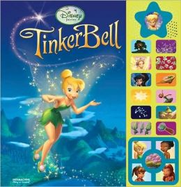 Disney Fairies Tinker Bell (Play-a-Sound)