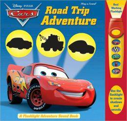 Flashlight Book Disney Pixar Cars