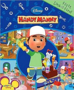 Handy Manny (First Look and Find)