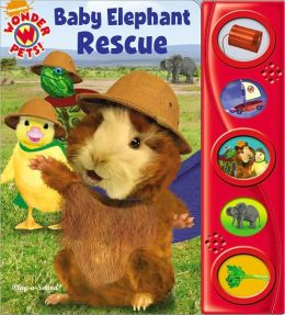 Wonder Pets!: Baby Elephant Rescue
