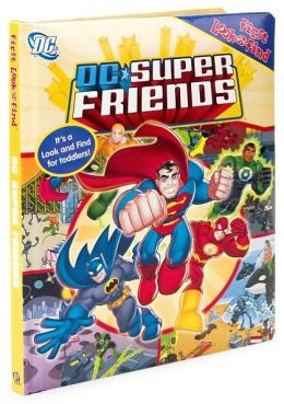 DC Super Friends (First Look and Find)