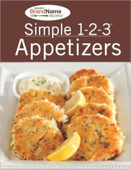 Simple 1-2-3 Appetizers Recipes