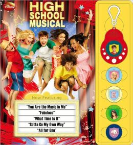 High School Musical Clip on Charm