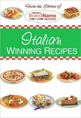 Italian: Winning Recipes