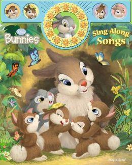 Disney Bunnies: Sing-Along Songs
