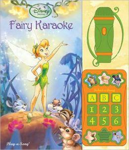 Disney Fairy Karaoke