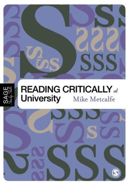 Reading Critically at University