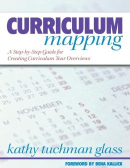 Curriculum Mapping: A Step-by-Step Guide for Creating Curriculum Year Overviews