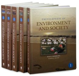 Encyclopedia of Environment and Society: FIVE-VOLUME SET