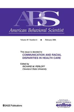 Communication and Racial Disparities in Health Care