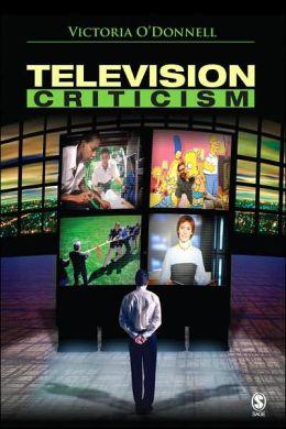 Television Criticism