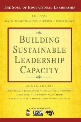 Building Sustainable Leadership Capacity