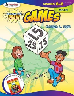 Engage the Brain: Games, Math, Grades 6-8