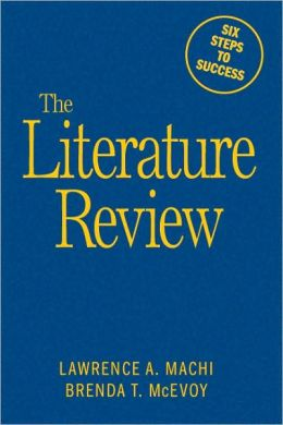 The Literature Review: Six Steps to Success