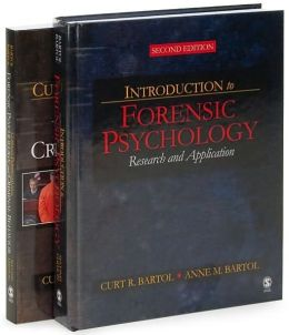 Introduction to Forensic Psychology and Current Perspectives in Forensic Psychology and Criminal Behavior 2/e, Bundle