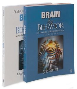 BUNDLE: Brain and Behavior, Second Edition + Student Study Guide