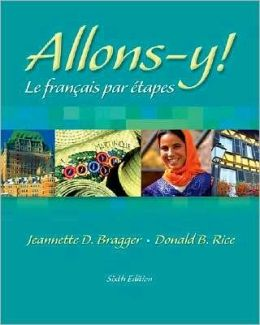 Allons-y!: Le Francais par etapes (with Audio CD)