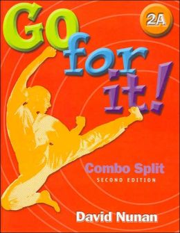 Book 2A for Go for it!, 2nd