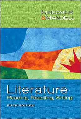 Literature: Reading, Reacting, Writing (with Lit21 CD-ROM Version 1.5)