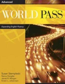 World Pass Advanced Student Text/Workbook Split Edition A