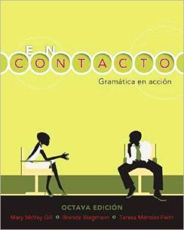 En contacto: Gramática en acción (with Audio CD)