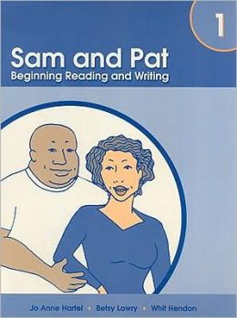 Sam and Pat Book 1: Beginning Reading and Writing