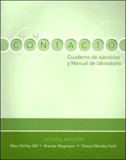 Workbook/Lab Manual for En contacto: Gramatica en accion, 8th