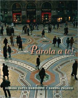 Parola a te! (Italian conversation)