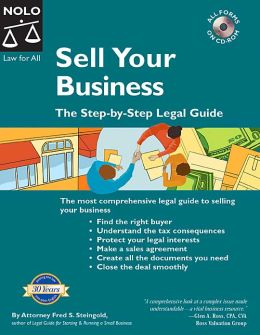 Sell Your Business: Step by Step Legal Guide