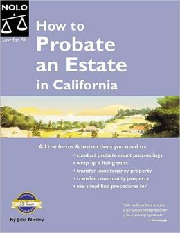 How to Probate an Estate in California (Law for All Series)