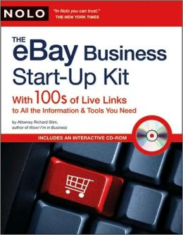 The eBay Business Start-Up Kit: With 100s of Live Links to All the Information & Tools You Need