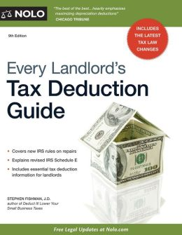 Every Landlord's Tax Deduction Guide